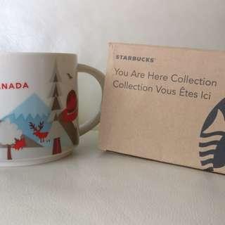 Starbucks coffee mug (Canada)