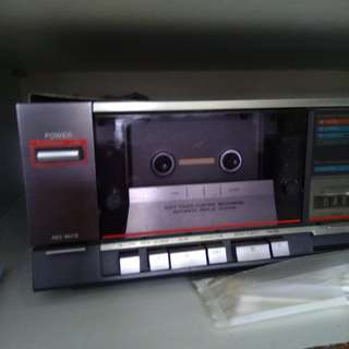 Cassette playet (need service)