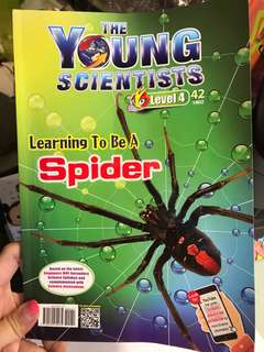 Young Scientists Level 4-42/1802