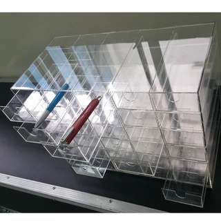 NEW Acrylic Drawer Divider (Transparent)