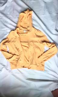 Banana republic yellow jacket