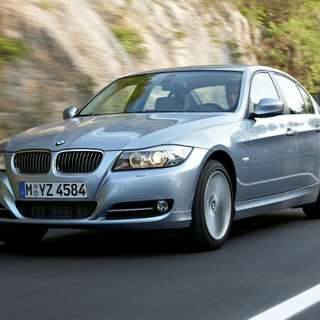 BMW 320i For Uber/Grab took over contract