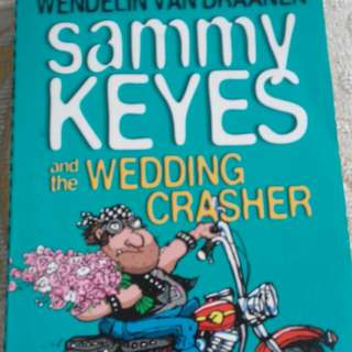 Story Book Sammy Keyes And The Wedding Crasher By Wendelin Van Draanen