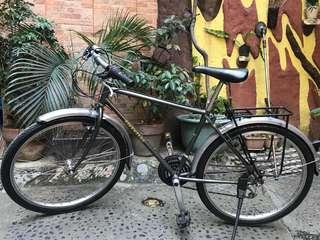 Old School Touring Bike