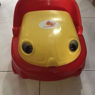 Car training potty