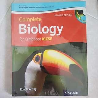 Complete Biology for Cambridge IGCSE