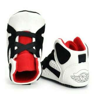 baby shoes jordan inspired