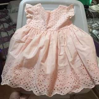 Mothercare Eyelet Dress