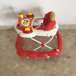 Preloved baby walker