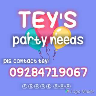 Party needs