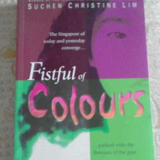 Fistful Of Colours a book on singapores past and present