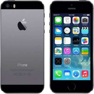 I want to buy 徵求一部正常iPhone 5s 16-32gb