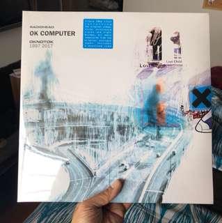 Radiohead OK COMPUTER 2017 EDITION VINYL