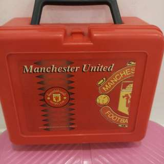 Manchester United Lunch Box