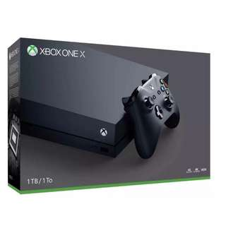 Xbox One (1TB) brand new(never open)