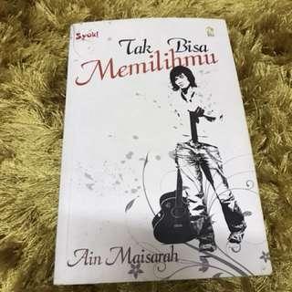 Novel murah