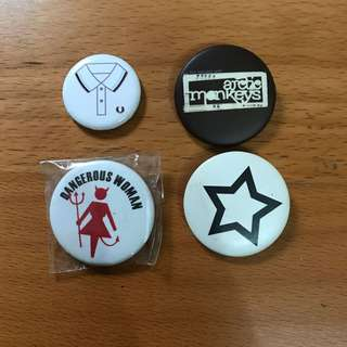 Badges Collectible! Exclusive