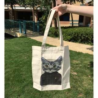 Tote bag 手提袋 (貓)