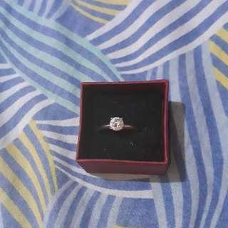 Ring w/ tiffany