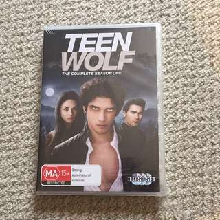 Teen Wolf Complete Season 1 DVD