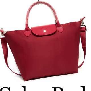 Longchamp Sling and Hand Bag