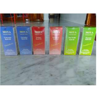 Moya Water Soluble Spa Oil 200 mL