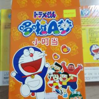 BN DVD Doraemon Chinese