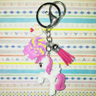 Customised / Handmade My Pony Keychain / Bag Charm