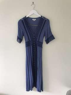 Arnhem Blue Dress