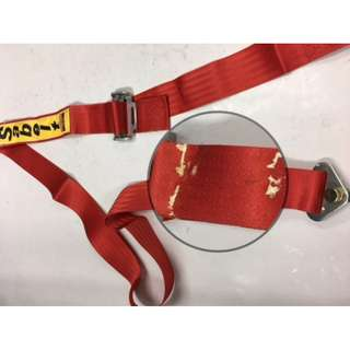 Sabelt 2'' safety belt 4point quick release  model 29072