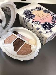Benefique Eyecolor Palette In BR01