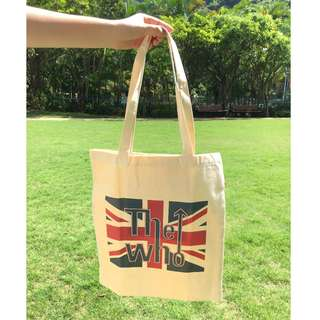 Tote bag 手提袋 (The who)