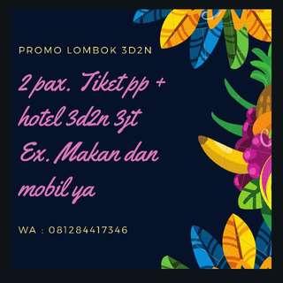 Promo Lombok