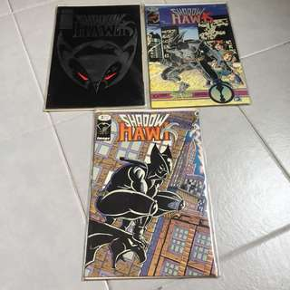 Comics (Shadow Hawk)
