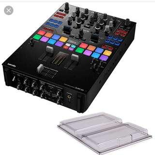 PIONEER DJM-S9 PROFESSIONAL 2-CHANNEL BATTLE MIXER, BLACK