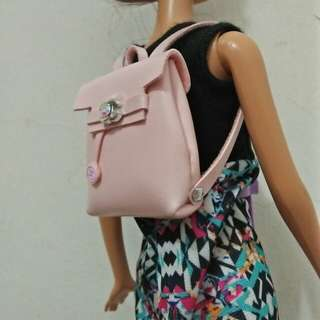 Barbie doll back pack 900997