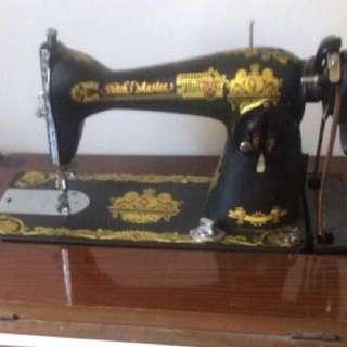 Stitch Master Brand - Sewing Machine Manual