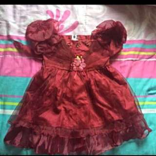Baby girl Organza Dress