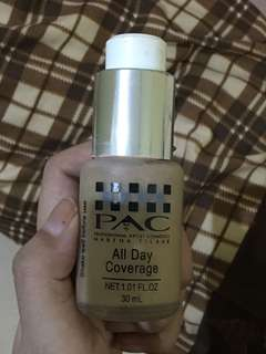 PAC All Day Coverage Foundation #No C 02