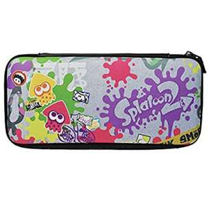 Nintendo Switch - Splatoon Pouch (pre-order)