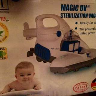 吸䴤蟎 全新 吸塵機 UV Sterilization Vacuum Cleaner