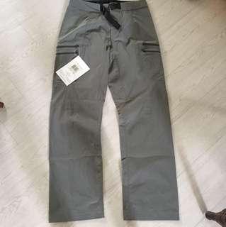 Arcteryx women's palisade pants size8 new