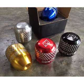 K-TUNED gear knob Non ori packing Gold color model 37880