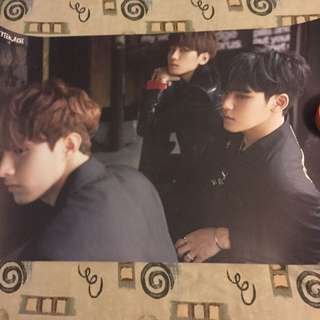 Seventeen Teen, Age Official Special Unit Unrolled Poster