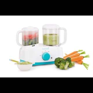 Bubbli Duo Steamer and Blender