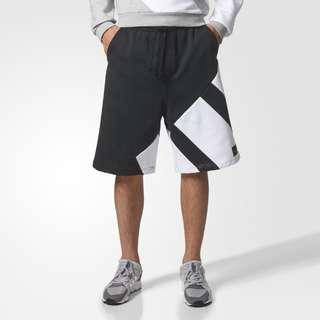 Adidas EQT PDX shorts - Black & White - Large (BS2817)
