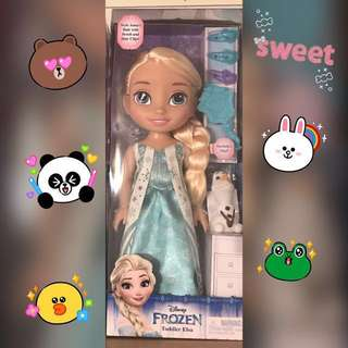Disney Frozen Toddler Elsa ㊣