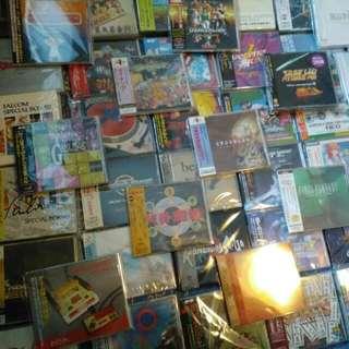 大量日版cd平價出售中 (包郵)