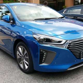 HYUNDAI IONIQ 2018 Full Loan