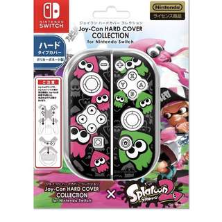 Nintendo Switch - Splatoon JoyCon hard cover